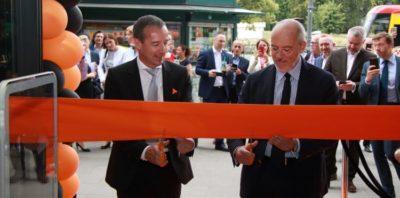 otwarcie orange smart store