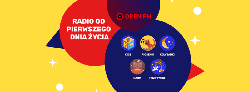 radio od pierwszego dnia zycia