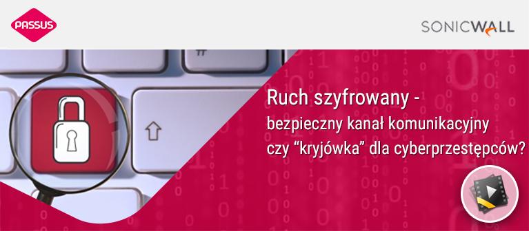 ruch szyfrowany sonicwall passus