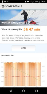 test baterii
