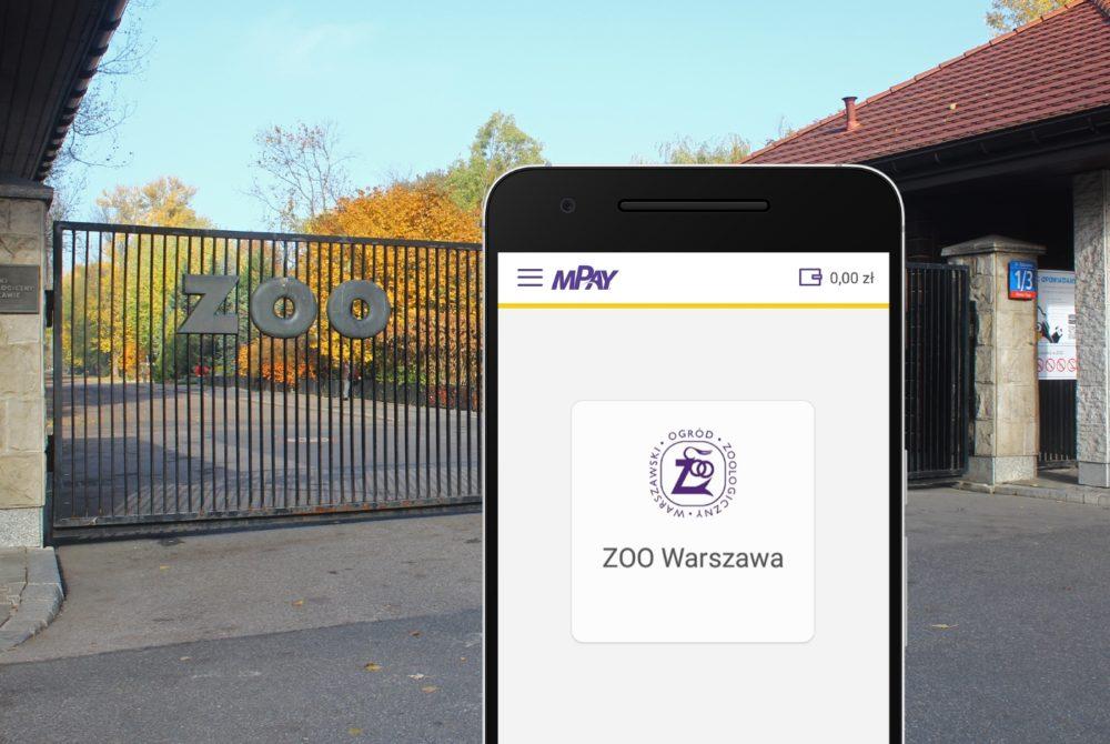 Bilety do ZOO w aplikacji mPay