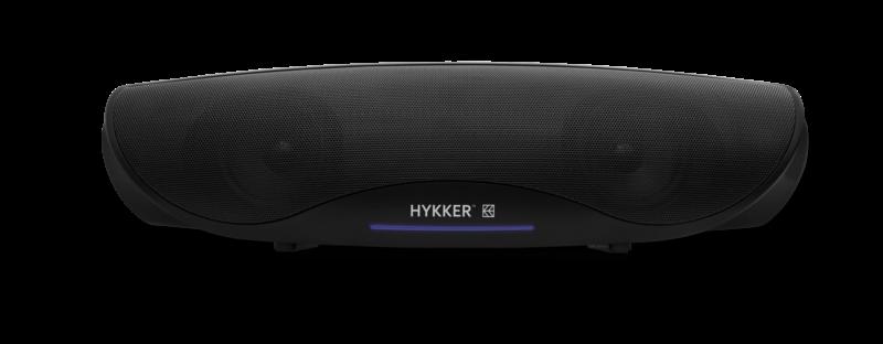 Boombox Sound Storm Hykker back