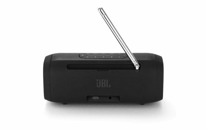 JBL Tuner Back Black