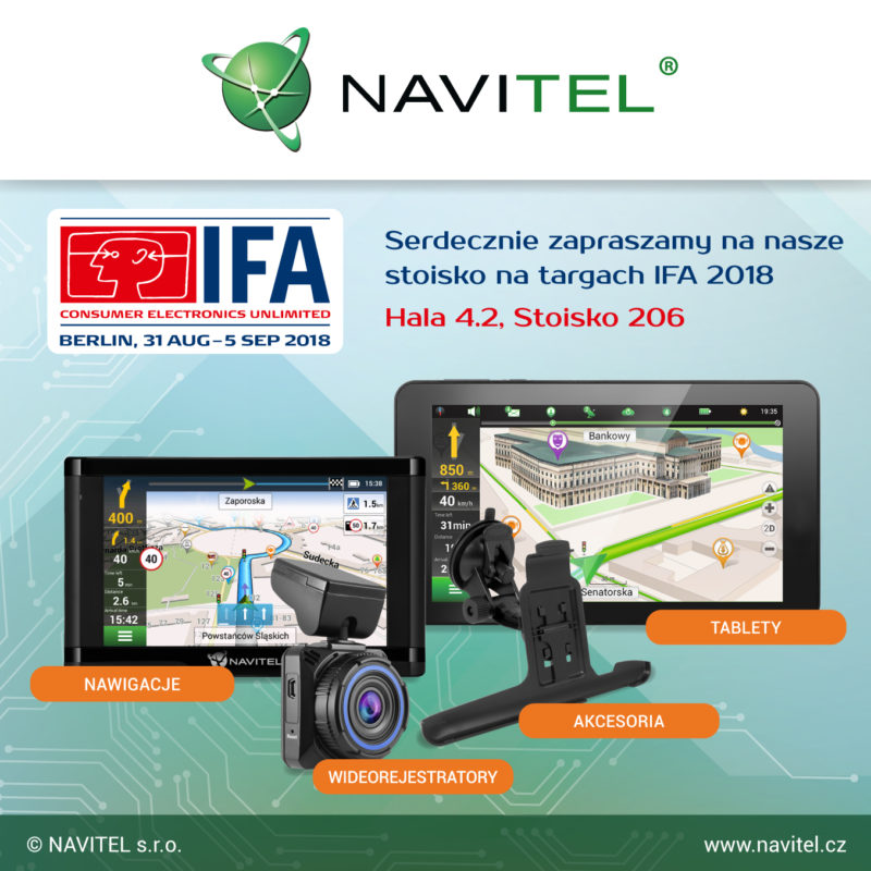 NAVITEL IFA