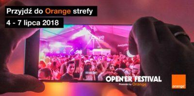 Orange strefa opener