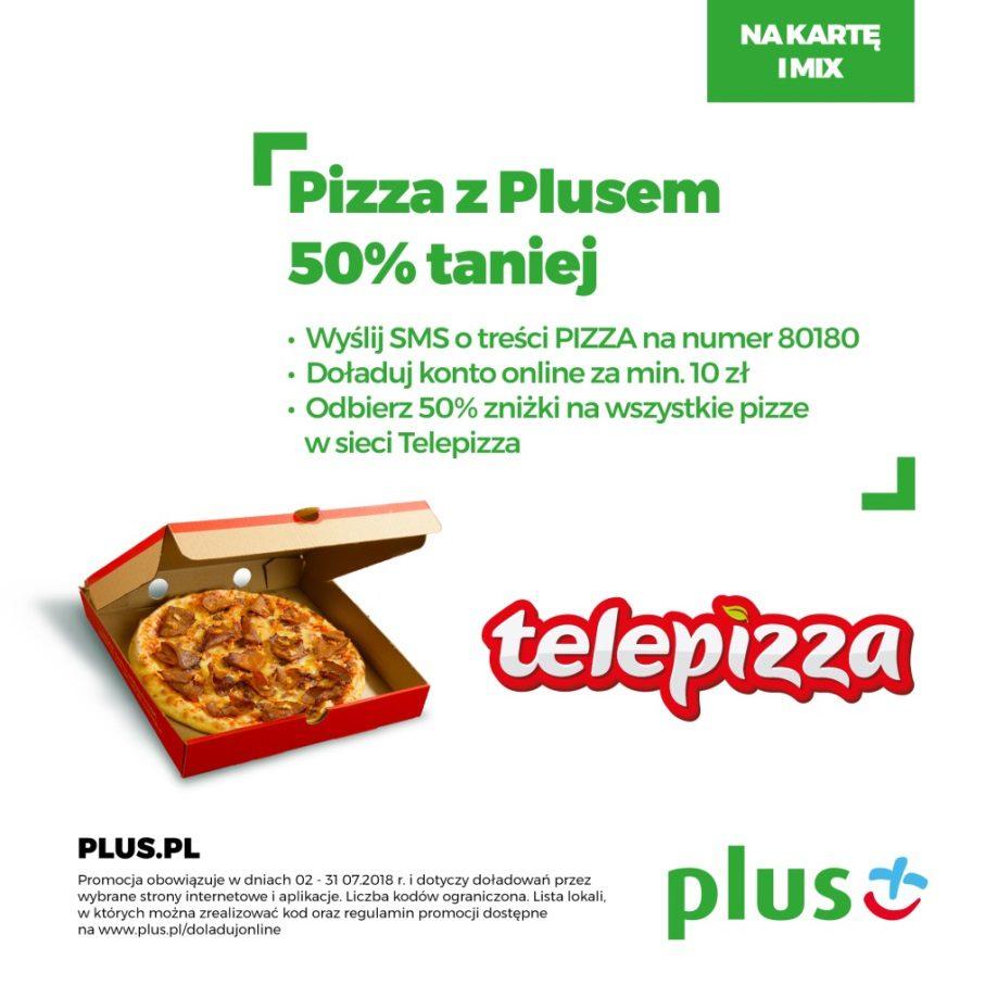 Pizza z Plusem