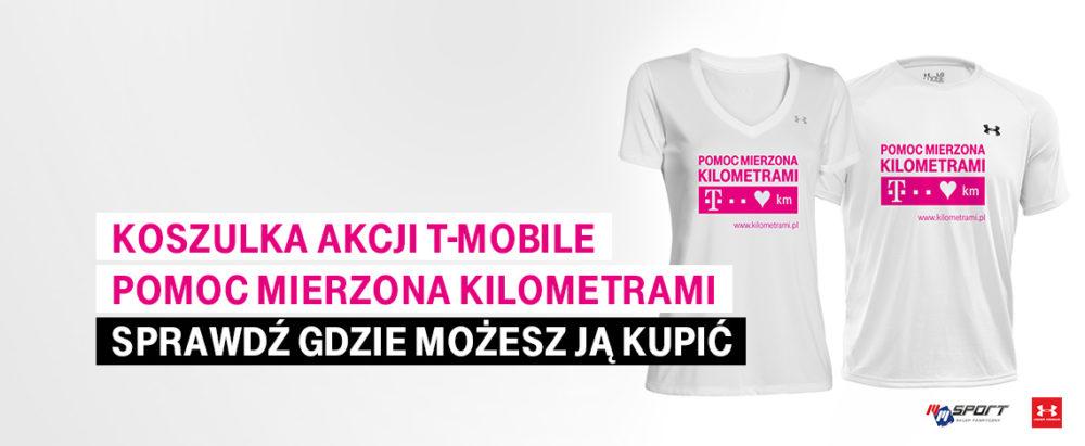 T‑Mobile Pomoc Mierzona Kilometrami