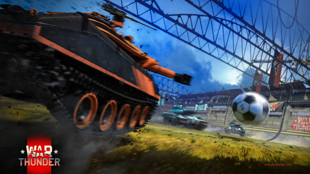 War Thunder   Fiery Ball