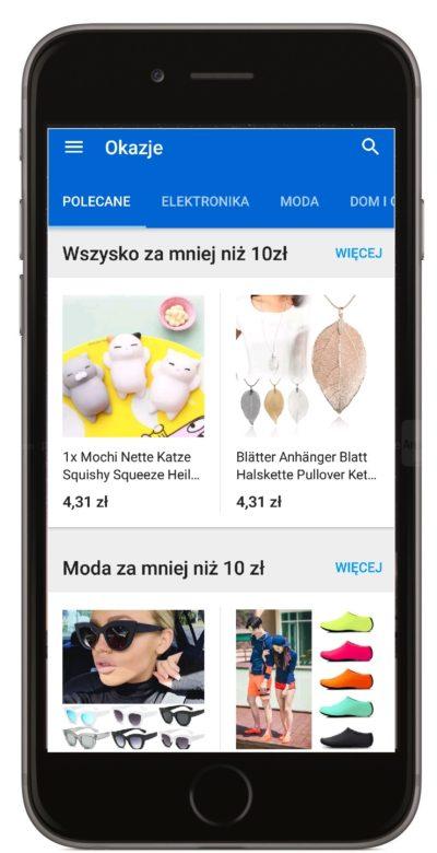 aplikacja eBay 2018
