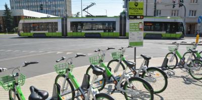 rowery miejskie w olsztynie