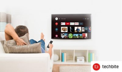 techbite TV BOX landingpage relax