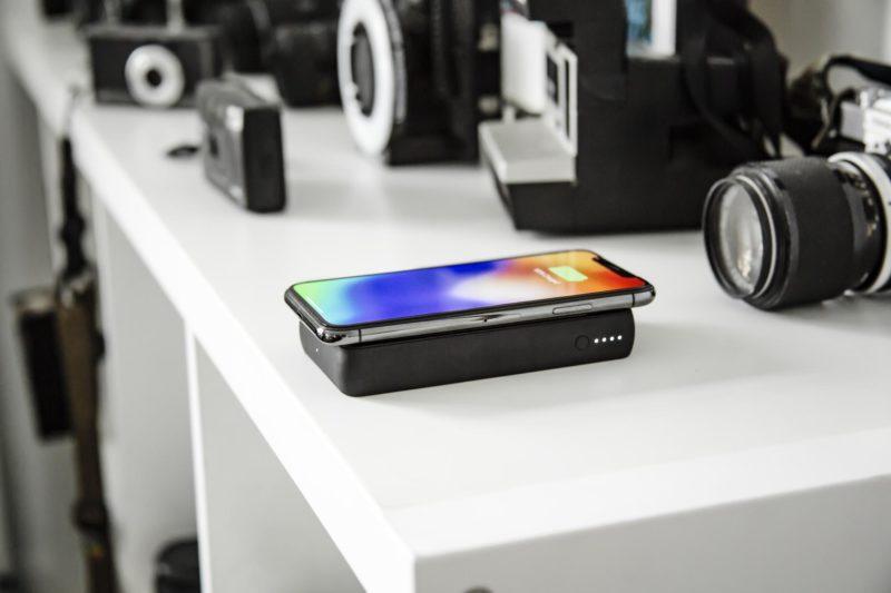 CS powerstation wireless iPhone