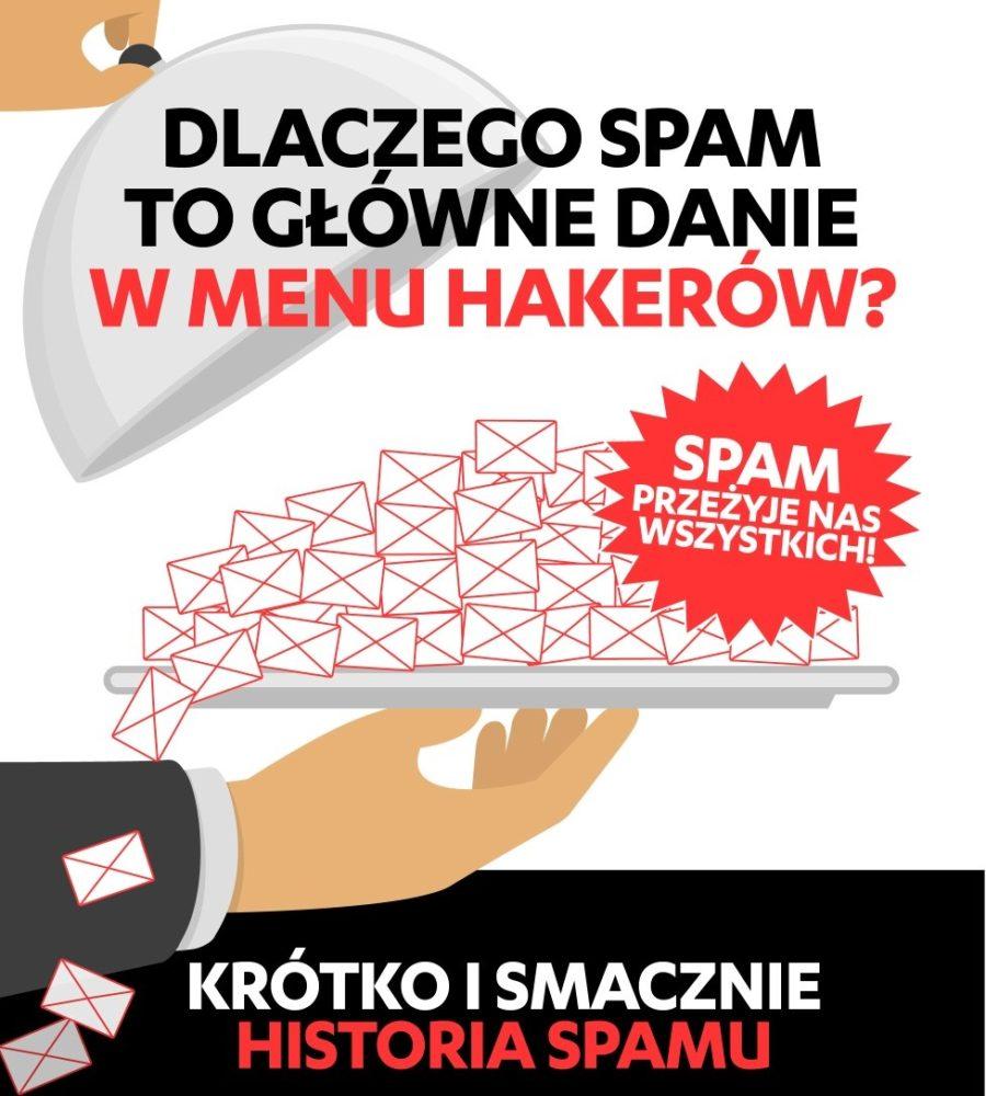 F Secure Infografika spam