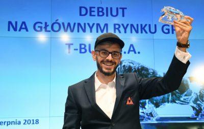 Grzegorz Zowlinski GPW TBull