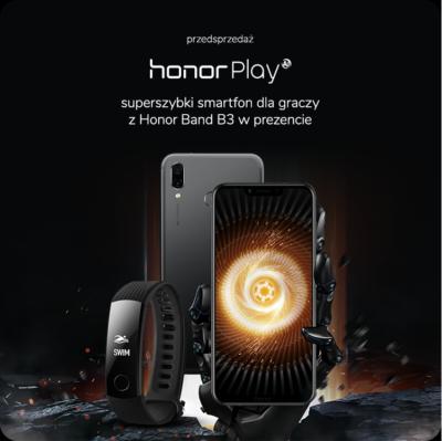 Honor Play  Band B3