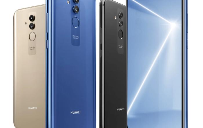 Huawei Mate 20 Lite2