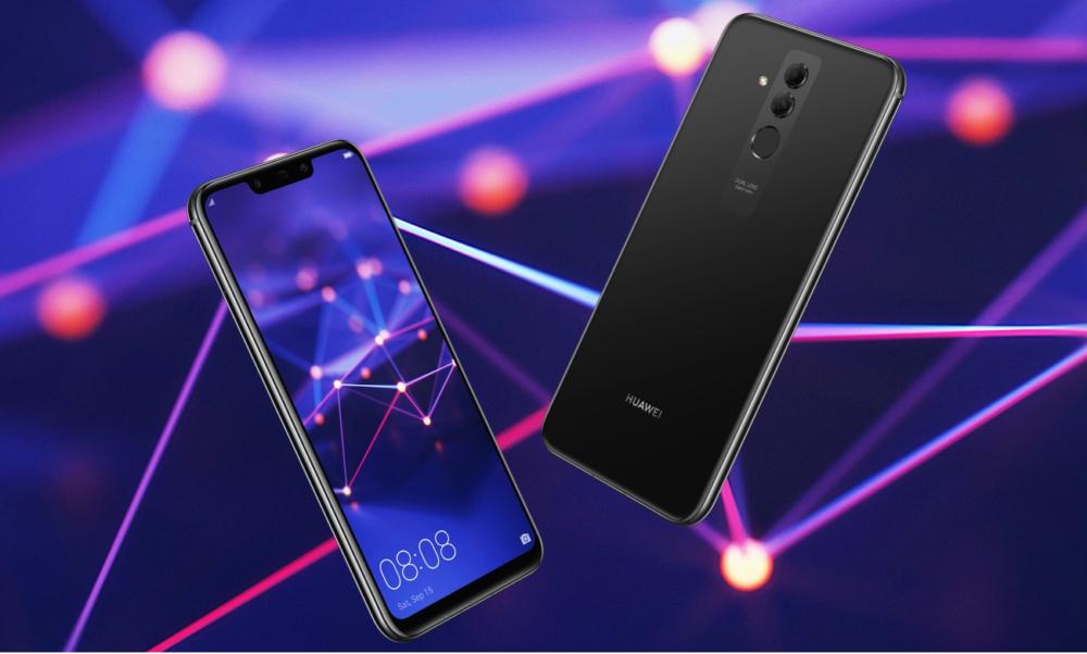 Huawei Mate 20 Lite4