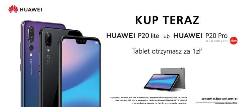 Huawei oferta specjalna