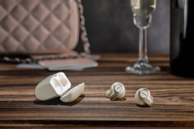 Jabra Elite 65t Beige Champagne Version