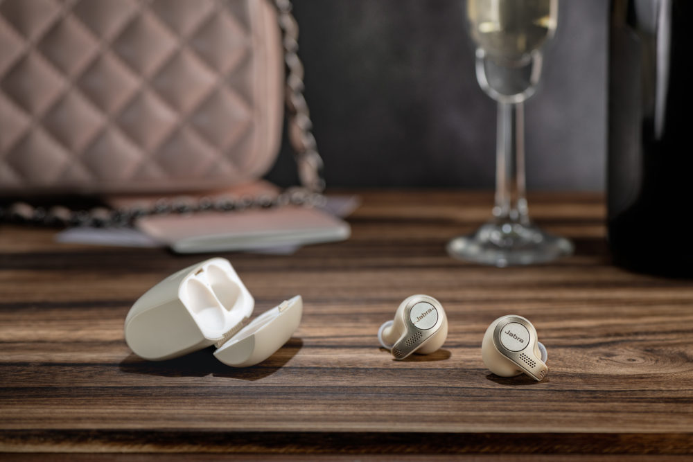 Jabra Elite 65t Beige Champagne Version