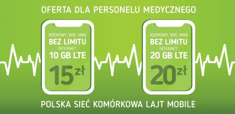Lajt Mobile Medycyna
