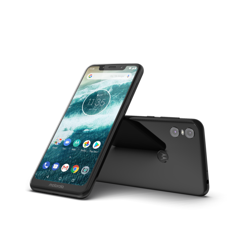 Motorola One Black Laydown combo (1)