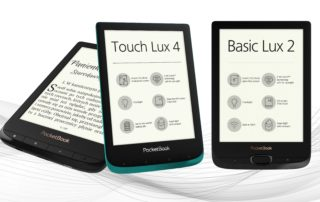 PocketBook Touch Lux 4 Basic Lux 2