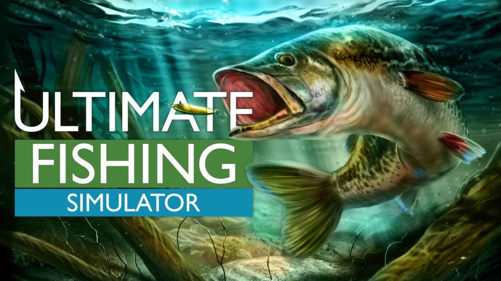 Ultimate Fishing Simulator   logo