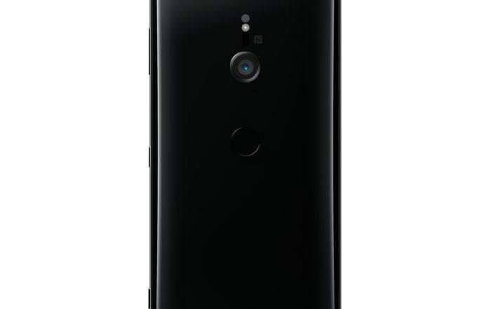 XperiaXZ3 Back Black
