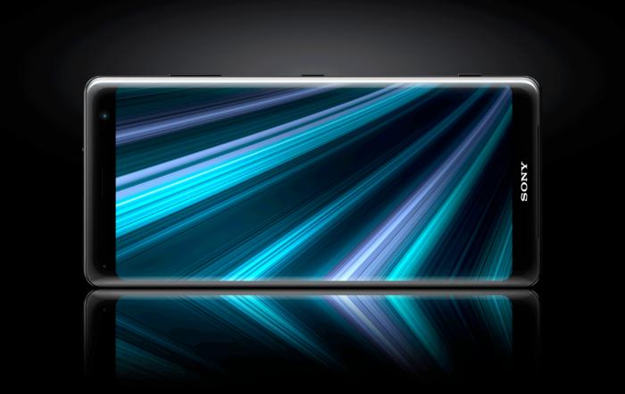 XperiaXZ3 Display Black