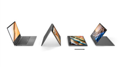 YOGA C930 Hero Mode Family Iron Grey