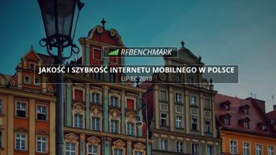 internet mobilny w polsce ranking LIPIEC 2018
