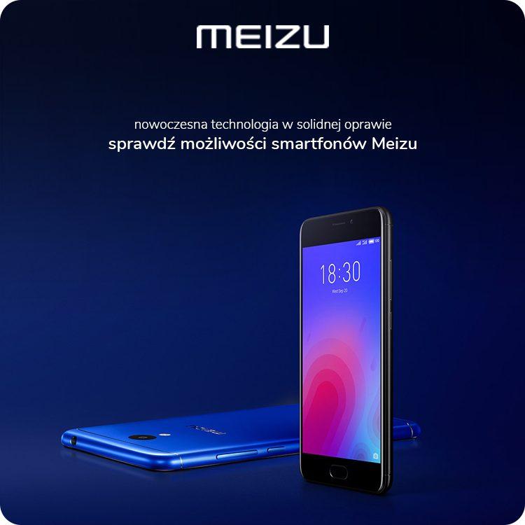 meizu smartfony