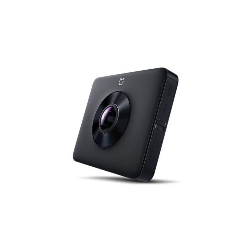 mijia 360 sphere panoramic camera kit black