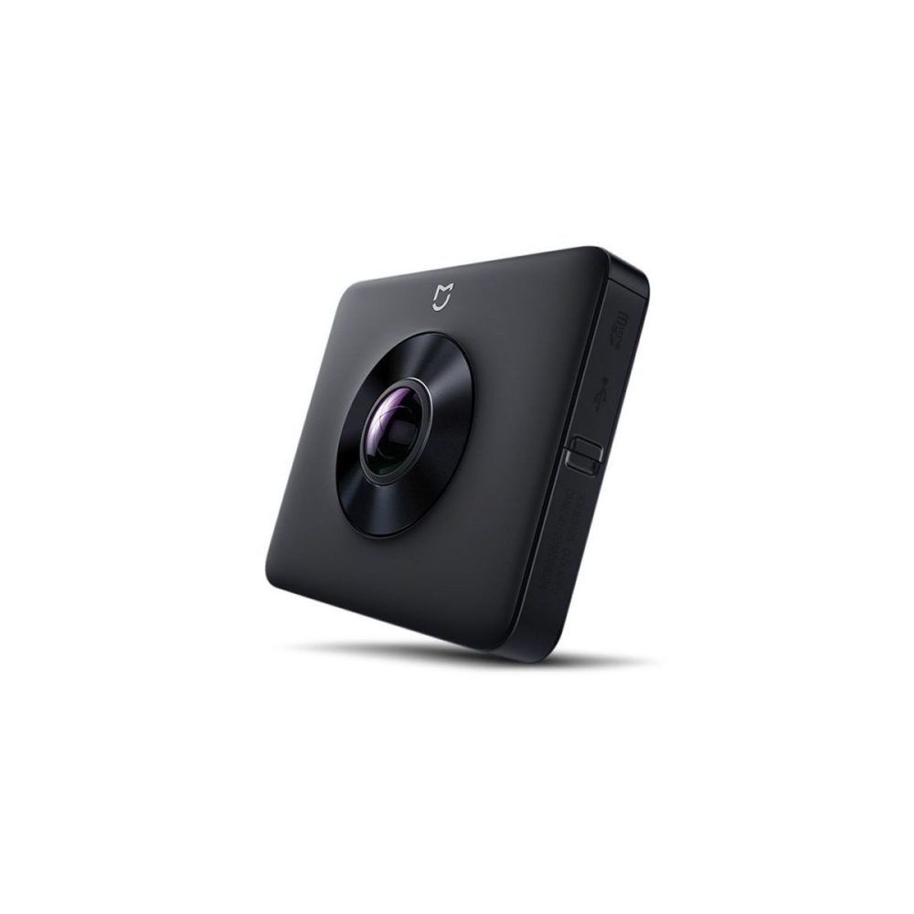 mijia 360 sphere panoramic camera kit black