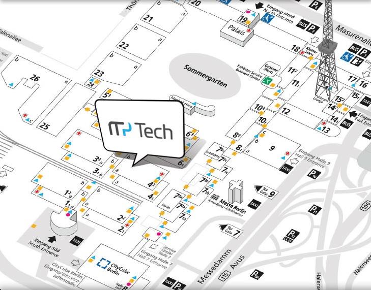mpTech IFA mapa