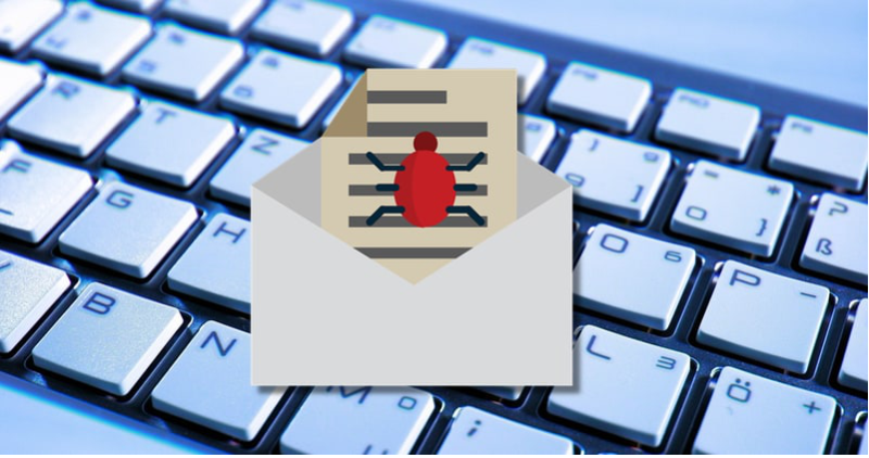 phishing email