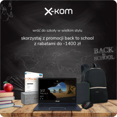 xkom back to school