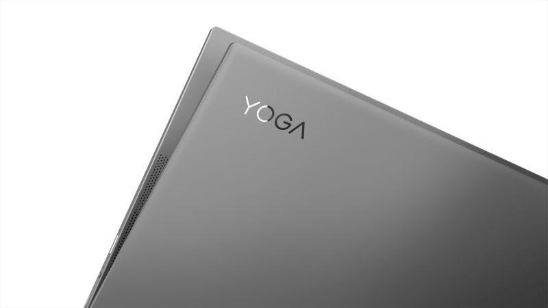 16a YOGA C630 WOS 13Inch hero sleek design