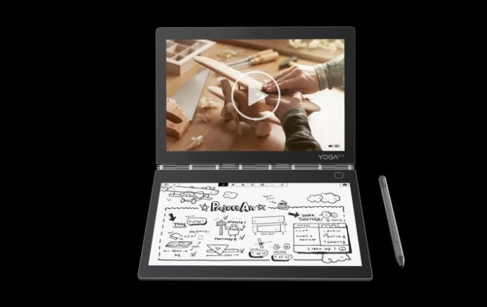 25 YB C930 Dual Display B Powerpoint C drawing sketch Without Hand1
