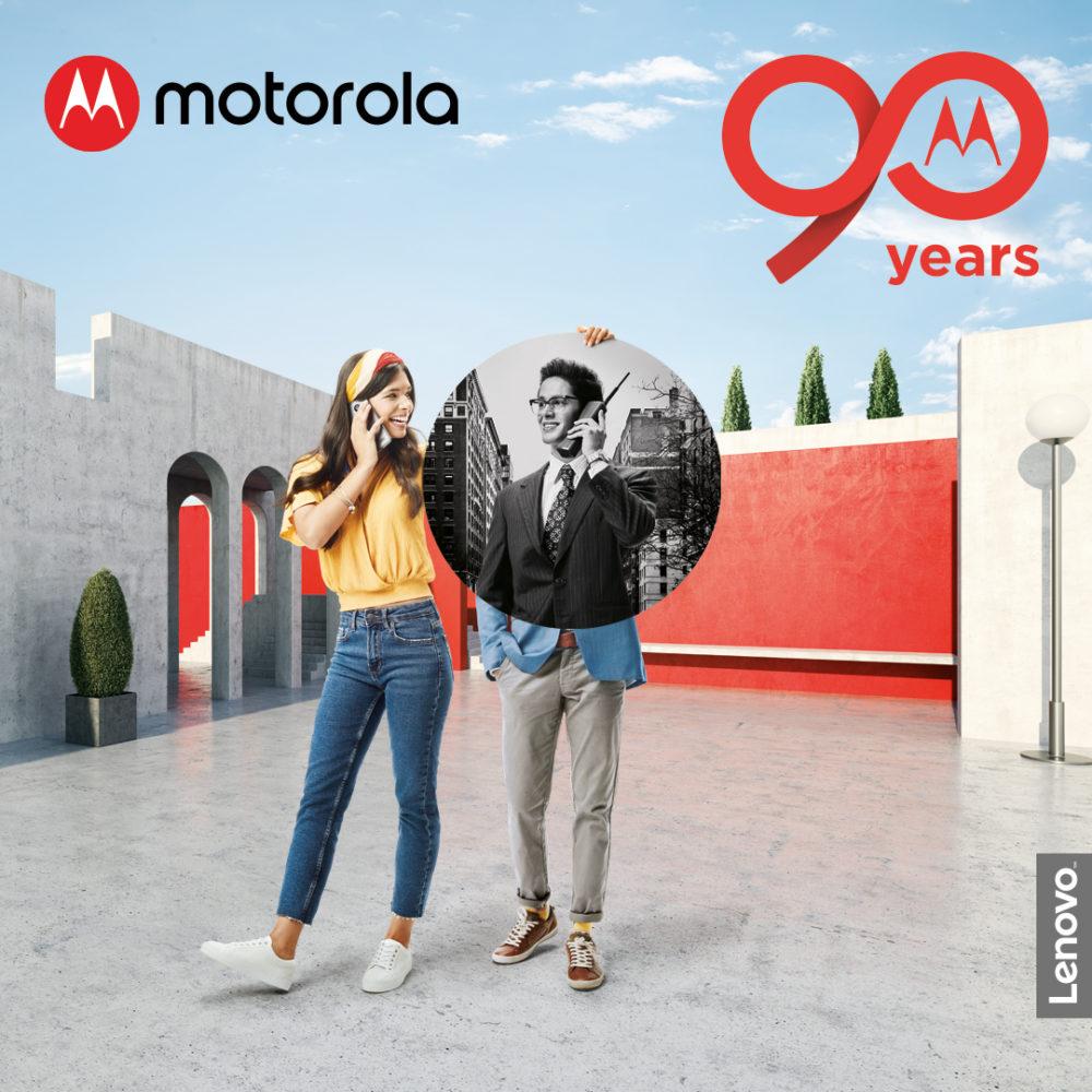 90 lat