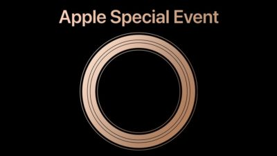 Apple Special Event 2018