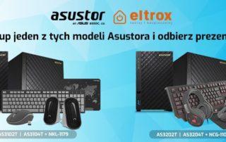Asustor Grafik Baner WWW AS Promocja Eltrox