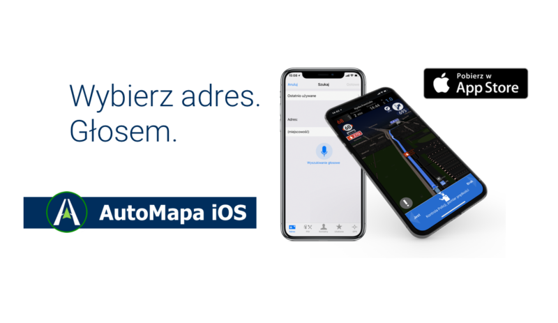 AutoMapa iOS