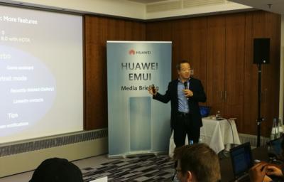 EMUI 9.0 Dr. Wang Chenglu