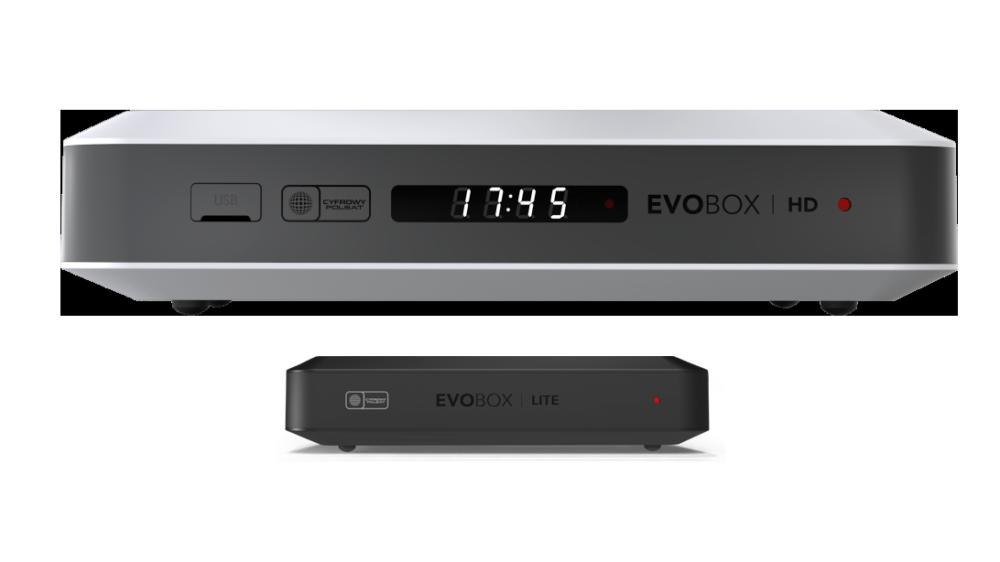 EVOBOX HD i EVOBOX LITE