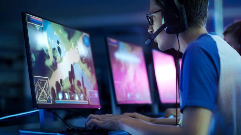 Grafika gaming
