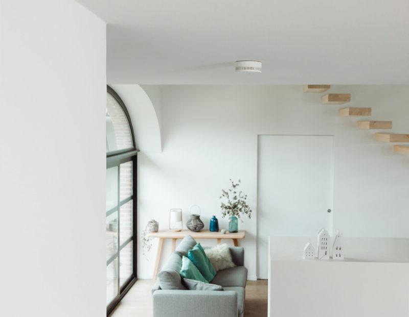 Livingroom Smoke Alarm WEB