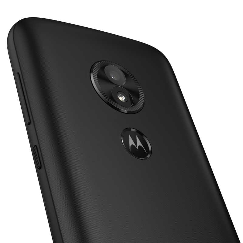 MotoE5Play   NA   Black   Camera Detail