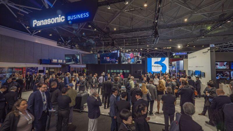 Panasonic IBC 2018